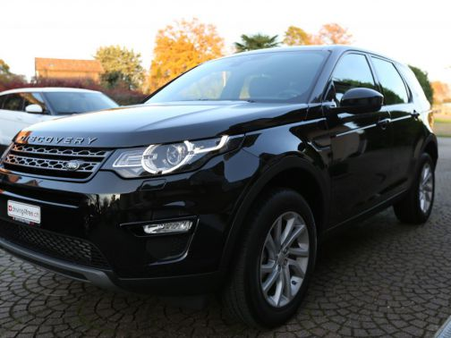 Summer deals Land Rover Discovery Sport
