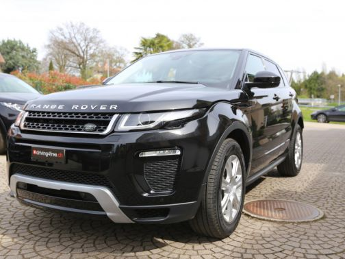 Summer Deals on Range Rover Evoque